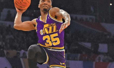 Game Time: Donovan Mitchell's Rise to Stardom