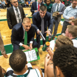 Chalk Talk: UVU Coach Mark Pope's love of chaos